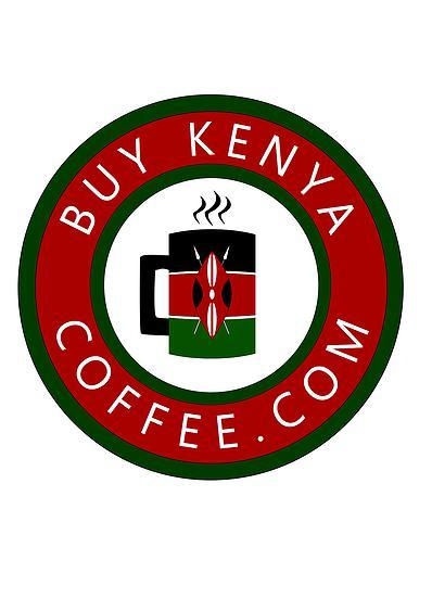 logo design, kenya coffee